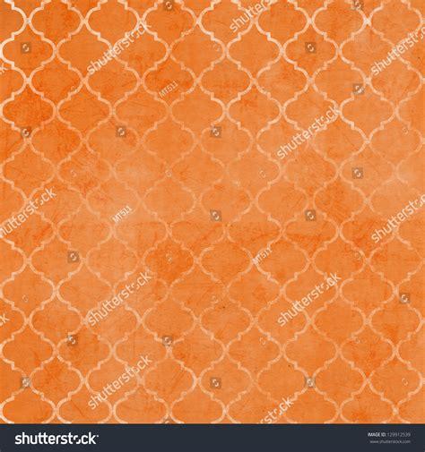 vintage patterned digital paper vintage ogee patterned background digital paper orange