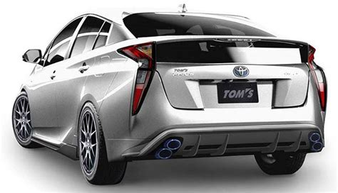 prius lexus body toms racing adds body kit for new toyota prius