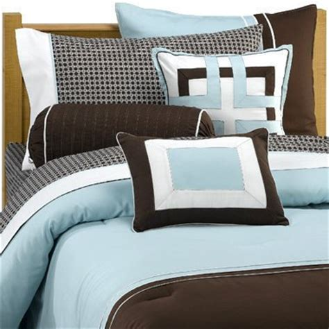 aqua blue and brown comforter sets cheap blue and brown comforter sets aqua blue