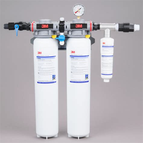 cuno water filter 3m cuno dp290 dual port water filtration system 2