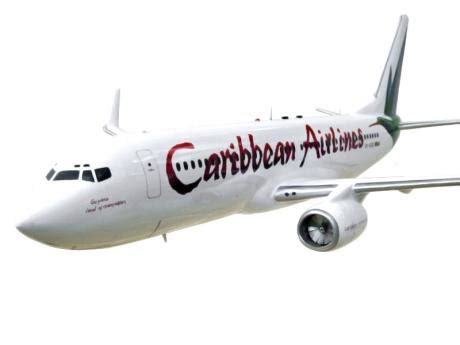 caribbean airlines cargo accepting relief supplies