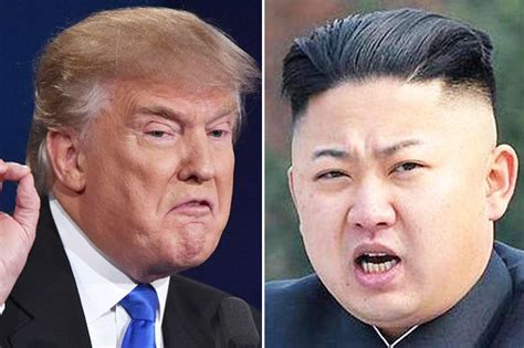 donald trump vs kim jong un world war 3 donald trump plans kim jong un assassination