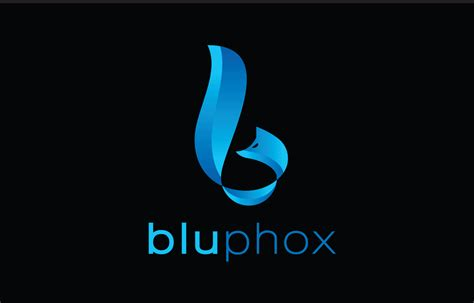 best blue best fox logo design inspiration blue fox logo