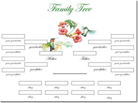 family tree template pdf 21 genogram templates easily create family charts