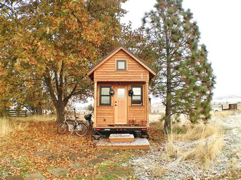 Tiny House Movement Gelukkig Op 25 Vierkante Meter Tammy Strobel Tiny House
