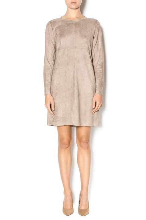 Swedy Tunik joh apparel suede tunic from wyckoff by bedford basket shoptiques