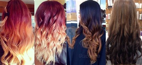 new hairstyles and colors for 2015 ombre hairstyles cuttings colors 2015 16 latest trends