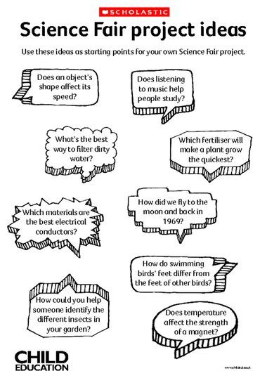 ideas for ks2 science investigations science fair project ideas primary ks2 teaching resource