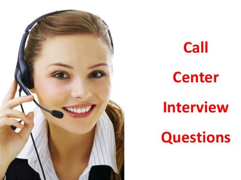 call center questions and answers pdf