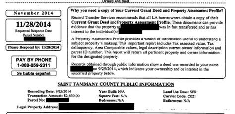 St Tammany Parish Property Tax Records St Tammany Parish Sheriff S Office