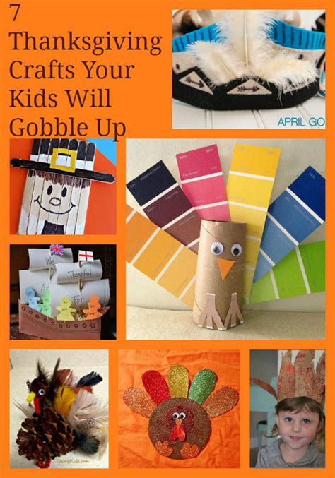 crafts for 10 and up 7 thanksgiving crafts your will gobble up