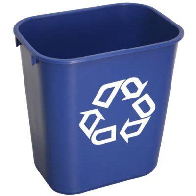 desk recycling bins 13 litre compact desk recycling bin deskside