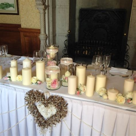 table top decoration wedding stationary hshire laurel design