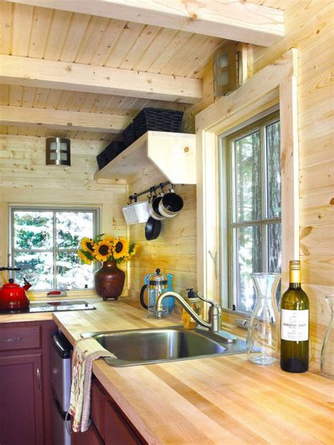tiny home with a big kitchen photo page hgtv