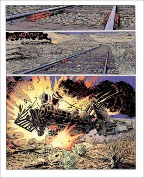 Comanche 15 Red Dust Express Sceneario Com