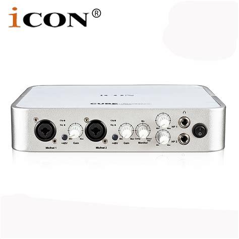 Sound Card Usb Untuk Recording icon cube6nano professional sound card usb external sound card use for network recording