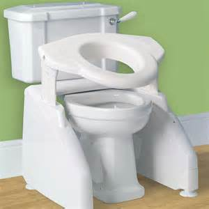 Combined Bidet Toilet Mountway Solo Toilet Lift Absolute Mobility