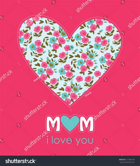 s day designs happy mothers day card design vector illustration
