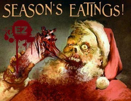 wicked    im dreaming   zombie christmas creepmas day