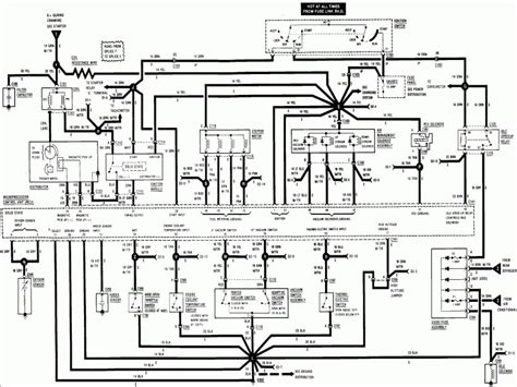 1992 jeep wrangler stereo wiring diagrams wiring diagrams