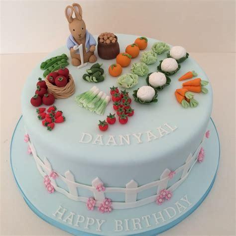 Peter Rabbit Decorations Peter Rabbit Cake