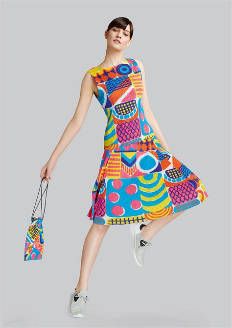Issey Miyakes Populist Fashion by Pleats Issey Miyake X Shoes Summer 2015