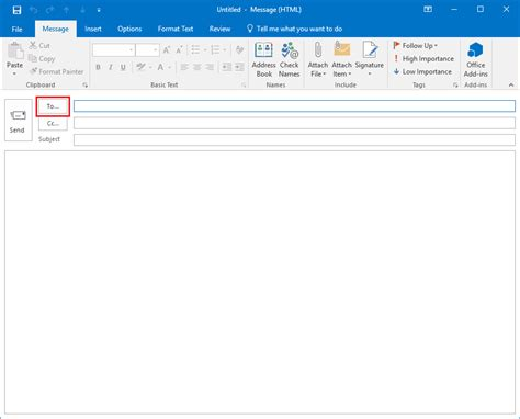 Global Email Search Searching The Global Address List Gal In Outlook 2016
