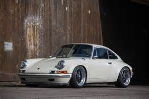 Porsche Vintage 911 Kaege Delivers Retro Flavored 1972 Porsche 911 Packing 300 Hp