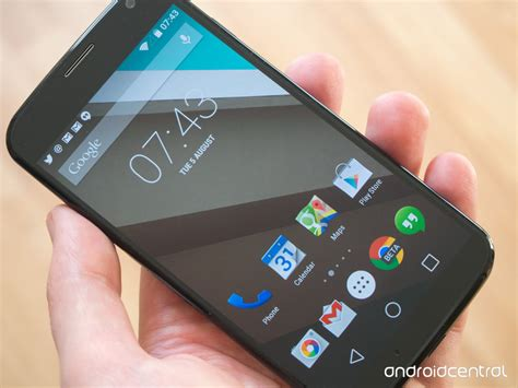android moto x yes the moto x will be updated to android l android central