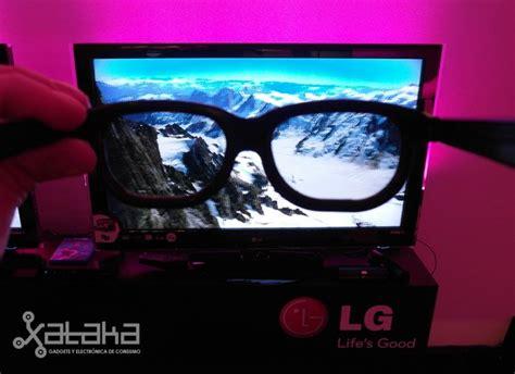 imagenes en 3d gafas de cine lg cinema 3d televisor 3d con gafas pasivas para familias
