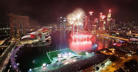 Singapore S Day Singapore Will Spend 28 Million On 2016 S National Day Parade