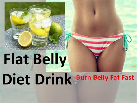 Detox Drinks To Burn Belly by Easy Way To Lose Weight In 2 Months Flat Belly Diet Water