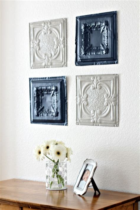 Tin Ceiling Tiles On Walls by Tin Ceiling Tiles Wall
