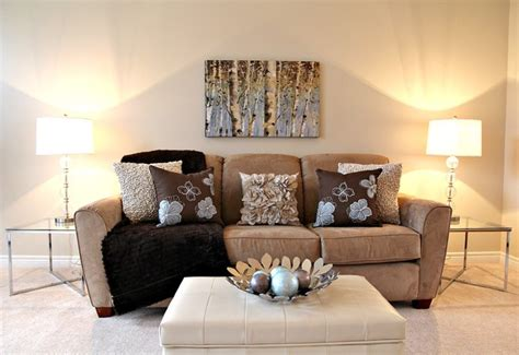 Staging A Small Living Room by Staged Living Room Living Room Toronto