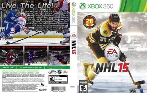nhl 15 x360 ps3 gameplay xbox 360 720p take a look buy nhl 15 xbox 360 and download