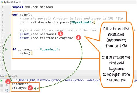 xml parser pattern python xml parser tutorial read xml file exle minidom