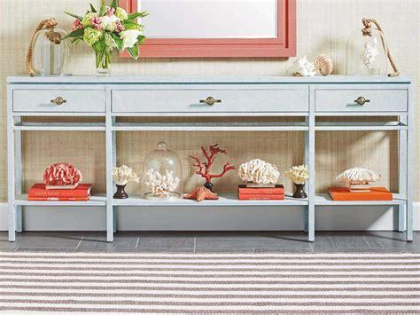 stanley furniture sofa table stanley furniture coastal living resort sea salt 84 x 11