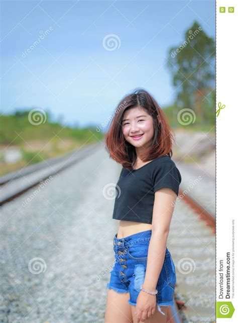 Gift For Architecture Student thai teen girl stock photo image 71867860