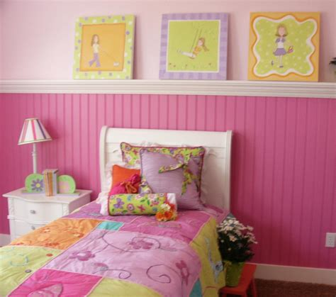 Girl Bedroom Decorating Ideas | cool ideas for pink girls bedrooms interior design ideas
