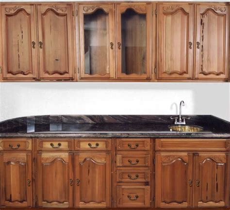 Kitchen Door Furniture Hand Carved Kitchen Cabinet Wet Bar Kit964 Custom Doors