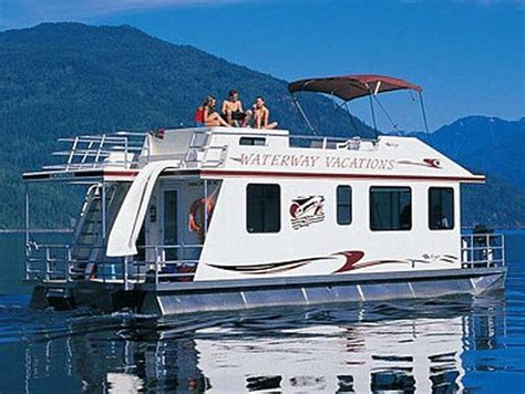 house boating lake shuswap houseboats rentals