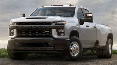 2020 chevrolet truck images the 2020 chevrolet silverado hd is the strongest in