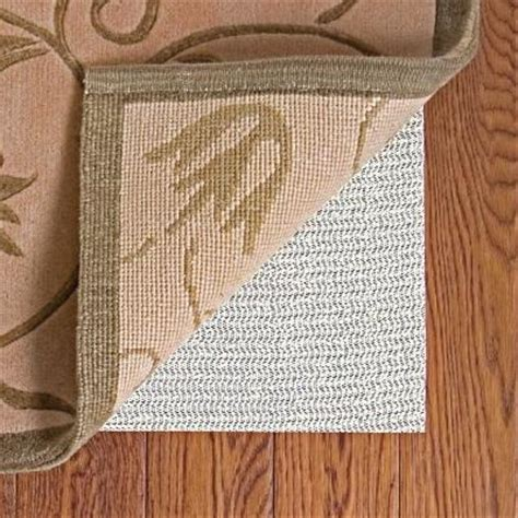 rug gripper pad for carpet trafficmaster deluxe 5 ft x 8 ft non slip rug to floor gripper pad rgd58 the home depot