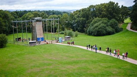 Shower Rooms by Family Activity Holidays In Shropshire At Pgl Boreatton Park