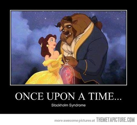 Beauty And The Beast Meme - once upon a time the meta picture