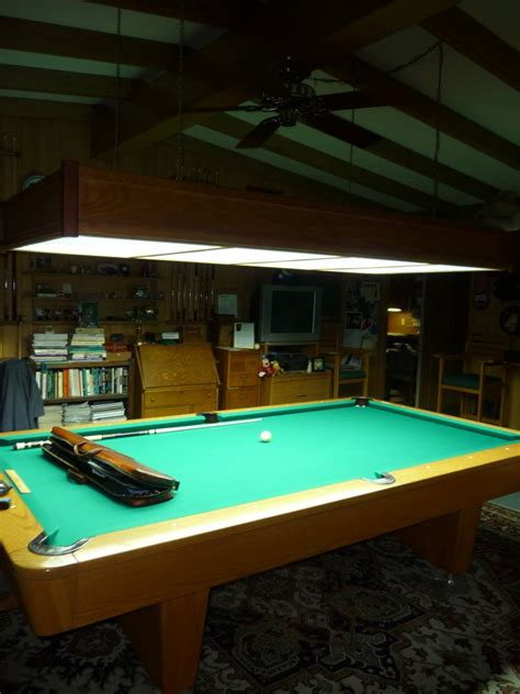 Pdf Diy Pool Table Light Diy Download Project Plans A Tv Light Fixtures For Pool Tables
