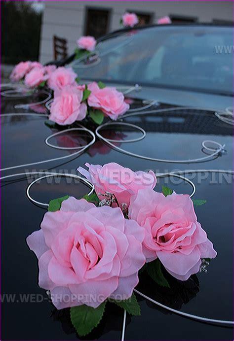 kit decoration voiture mariage d 233 corations pour voiture des mari 233 s fleurs artificielles