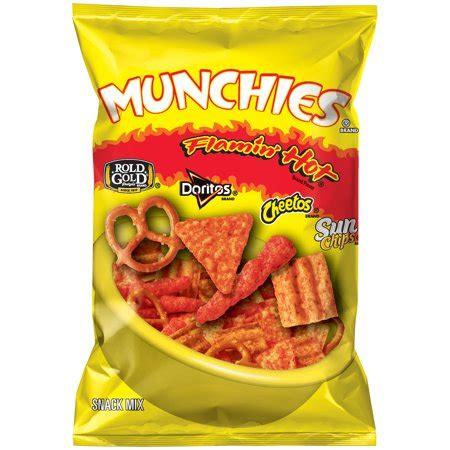hot chips mix munchies flamin hot snack mix 8 oz bag walmart