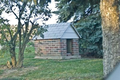 brick dog house brick dog house dog house pinterest