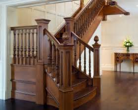 Focal Point Homes tudor renovation traditional staircase boston by 1
